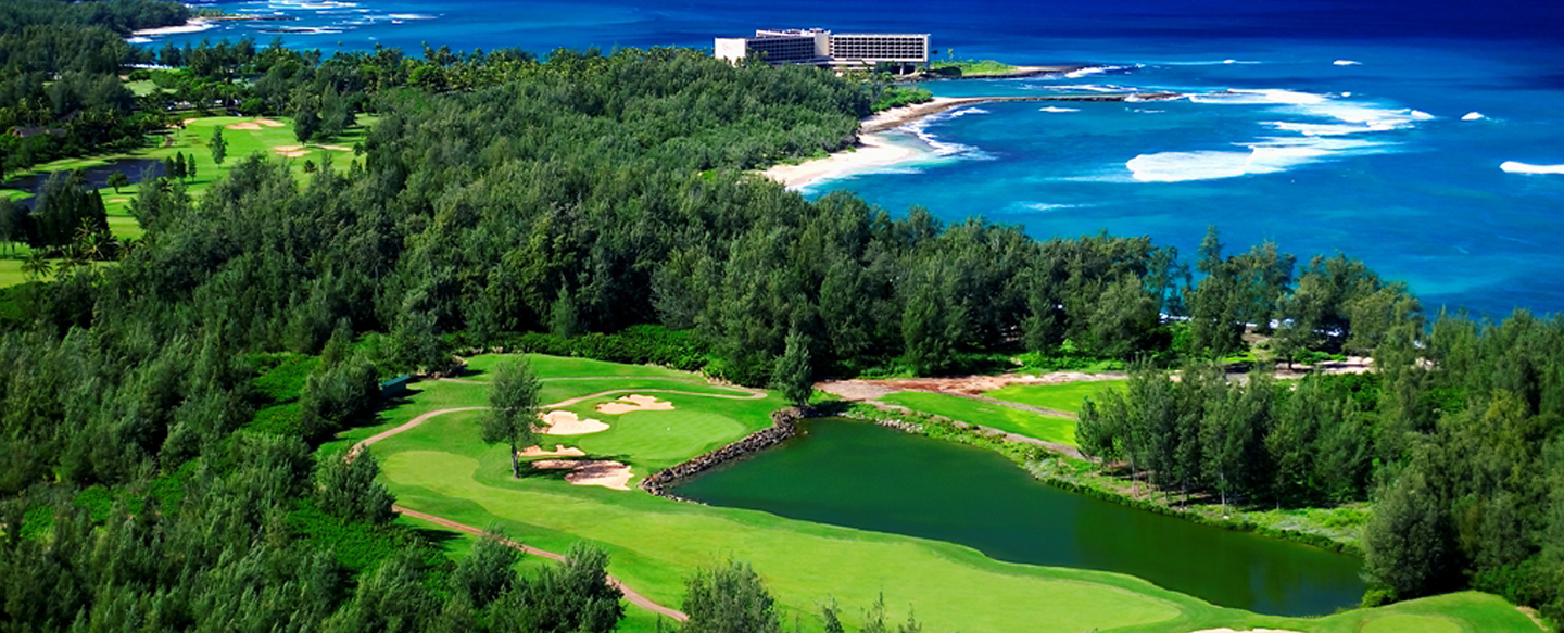 Turtle Bay Golf Resort
