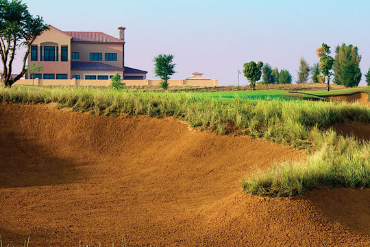 Jumeirah Golf Estates Fire Course