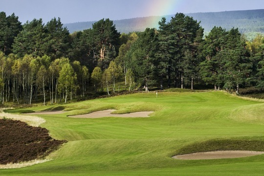 Macdonald Spey Valley Championship Resort