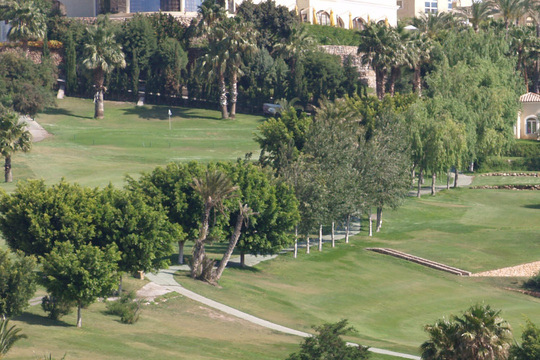 Vincci Envia Almeria Wellness & Golf 5*