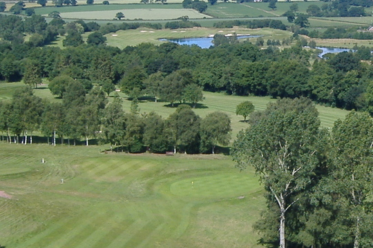 Hawkstone Park Hotel, Golf & Country Club