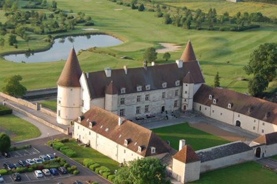 golf hotel chateau de chailly golf holidays golf resort. Black Bedroom Furniture Sets. Home Design Ideas