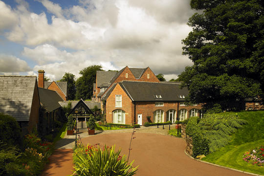 Marriott Worsley Park